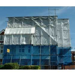 Intercon Scaffolding Erectors,neat scaffold sheeting