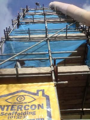Scaffolding chutes in sussex